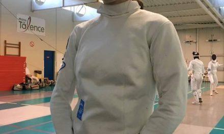 Marianne Borde qualifiée pour les championnats de France