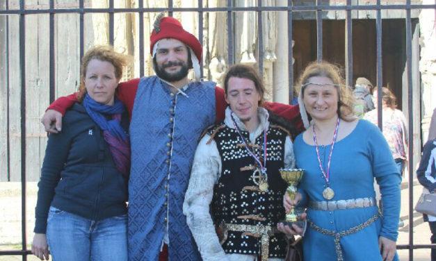 Trophée international d'escrime médiévale chorégraphiée de Chartres