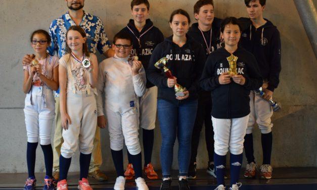 Championnat de Dordogne – Challenge du Périgord