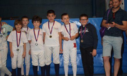 Coupe d'Aquitaine par équipe Blanquefort