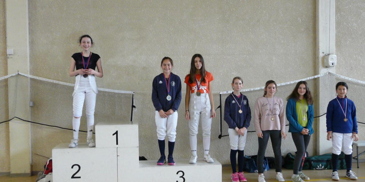 Championnat d'Aquitaine à Mont de Marsan