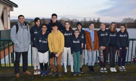 Championnat Nouvelle Aquitaine, Villeneuve sur Lot